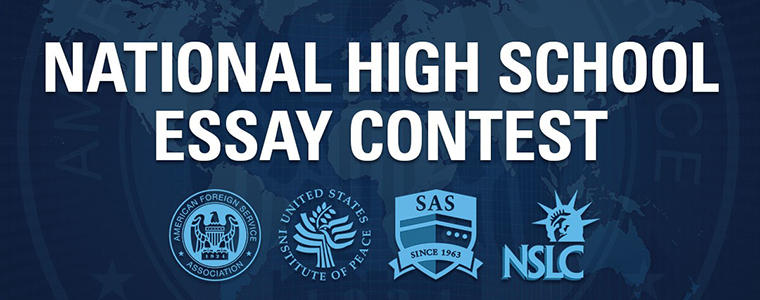 A World Connected Essay Contest For High School img-1
