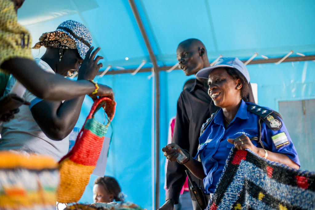 UNDP Launches Pilot Projects for Recovery and Reconciliation in South Sudan