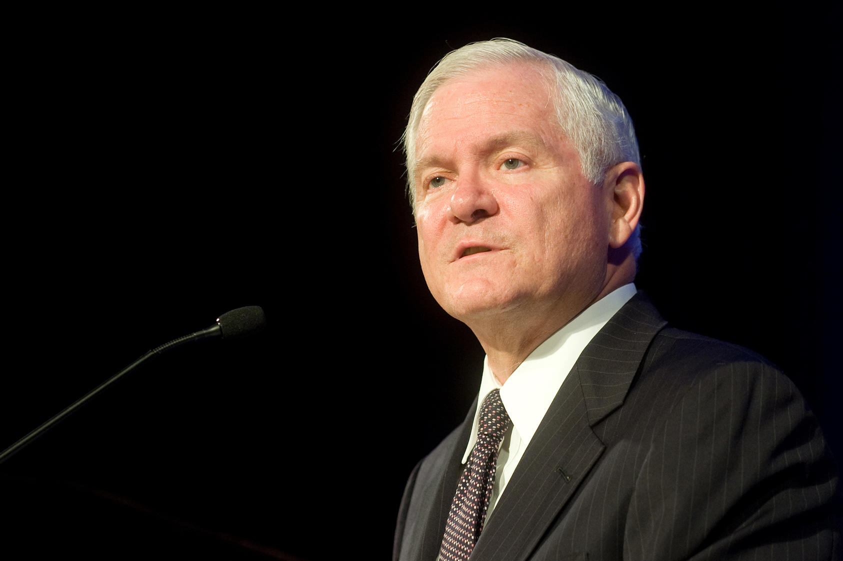 Secretary of Defense Robert M. Gates