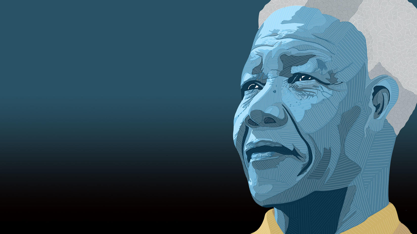 the inaugural address of nelson mandela Nelson mandela begins his inaugural speech by addressing his people and all those present at the event, arguing that it is a moment of celebration and hope because a new freedom has been born in south ().