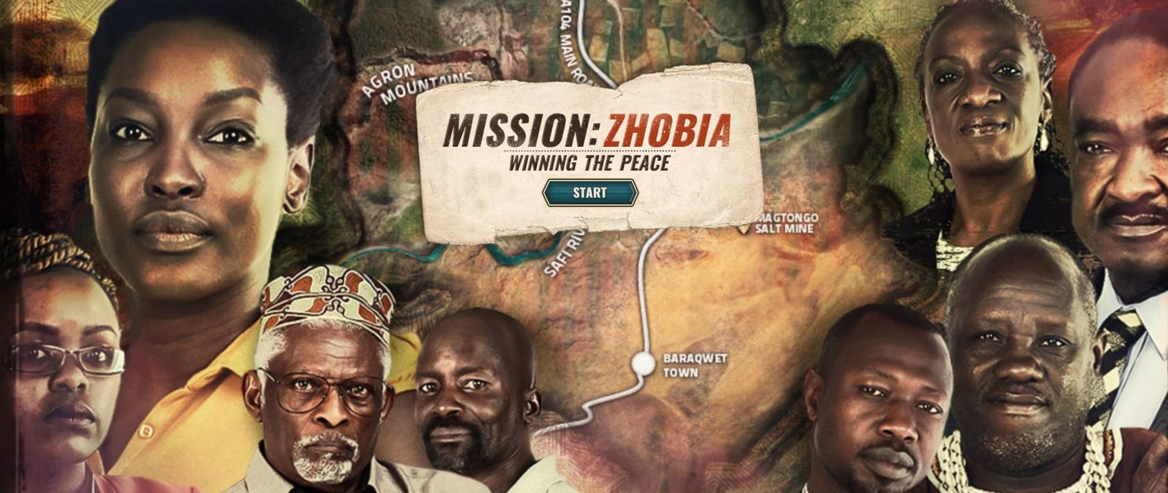 Welcome to Mission Zhobia