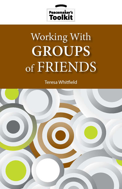 Working With Groups of Friends Book Cover