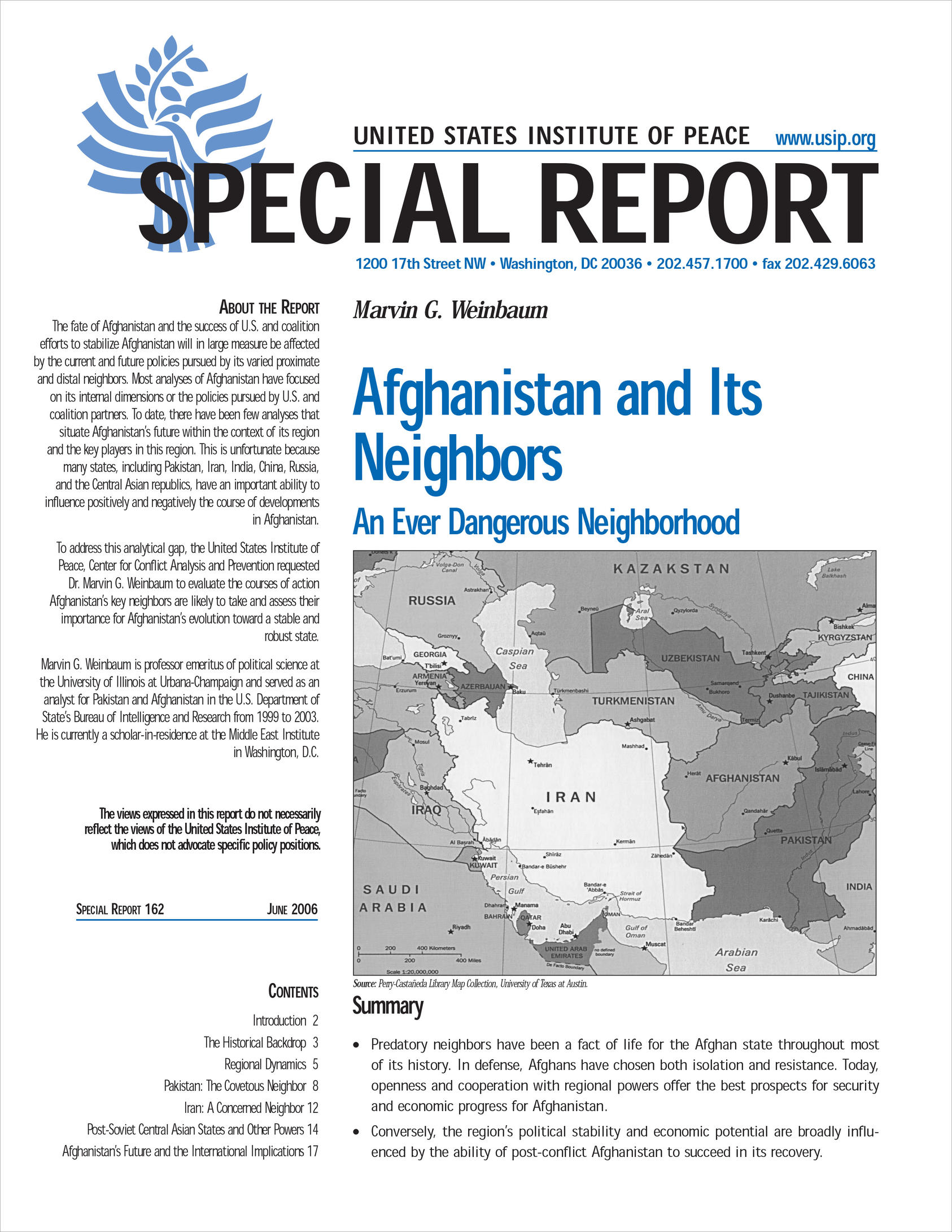 why is afghanistan unstable