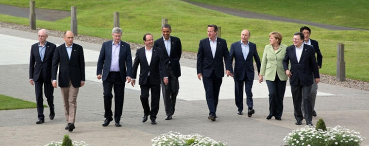 Syria Negotiations: Surprising Hope After G-8 Summit?