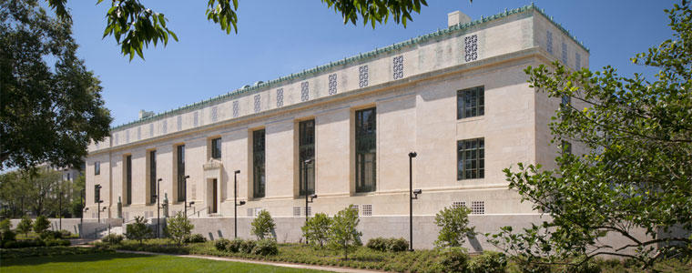 National Academy of Sciences Building, Institute of Medicine. Image Courtesy of CPNAS/ © Maxwell MacKenzie