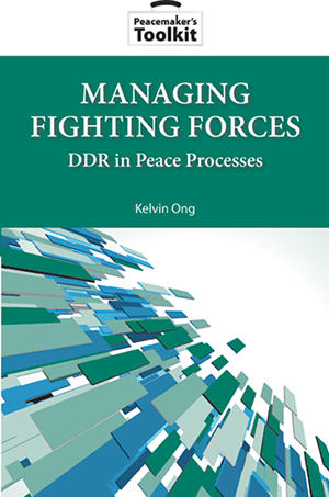 Managing Fighting Forces Book Cover