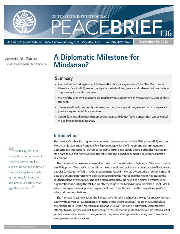 peace scholar dissertation program