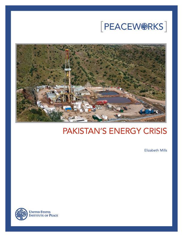 Pakistan's Energy Crisis | United States Institute of Peace