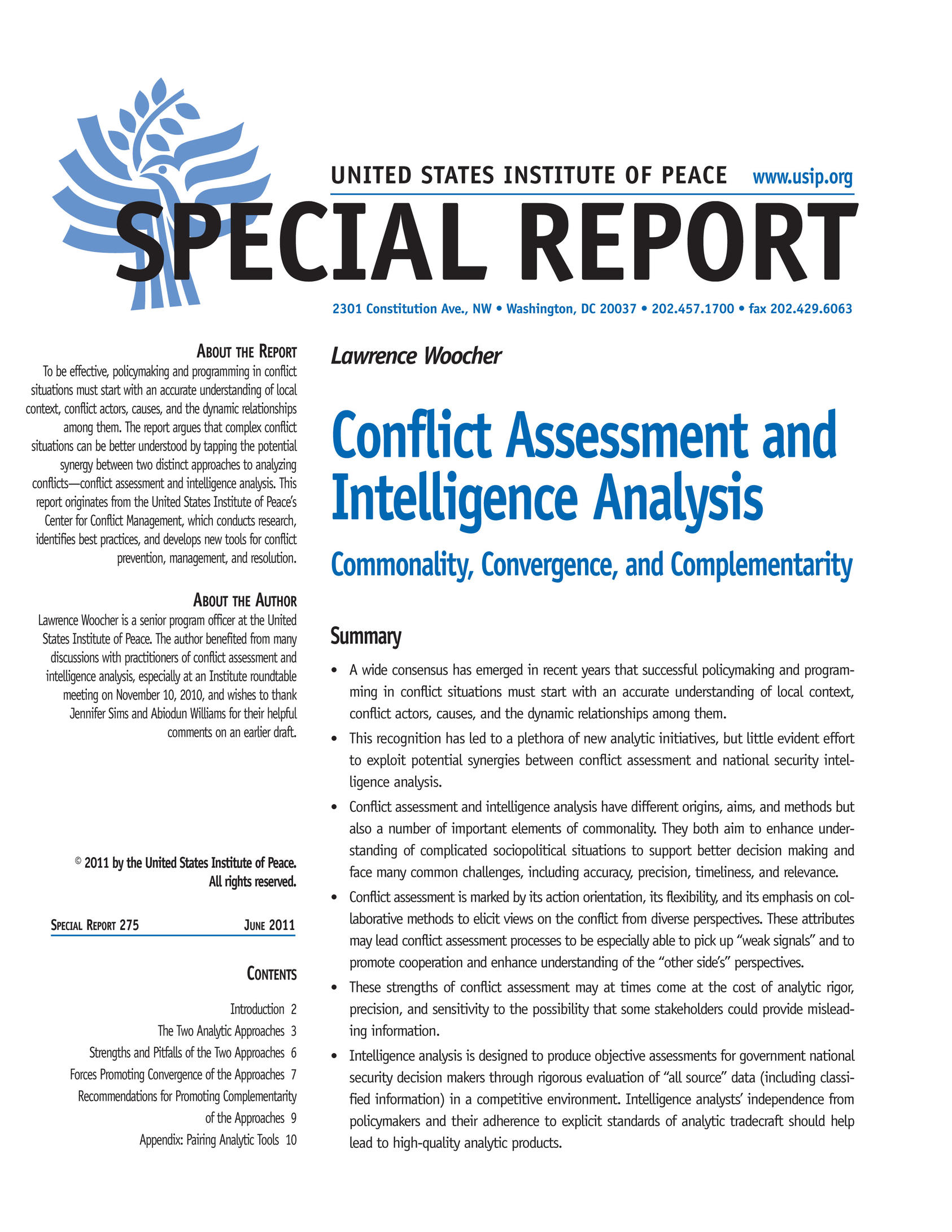 conflict analysis This professional program prepares students for practice and further academic  work by integrating conflict analysis and resolution theory, research, and practical .