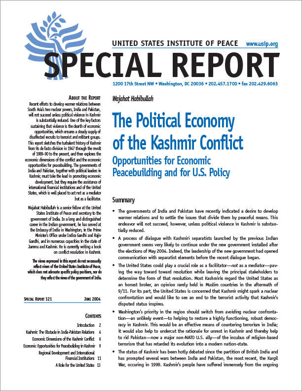 The Political Economy Of The Kashmir Conflict Opportunities For  Summary From Thesis To Essay Writing also Custom Essay Papers  Good Science Essay Topics