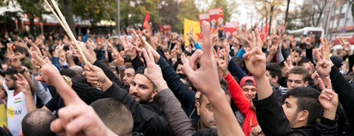 Berlin against ISIS