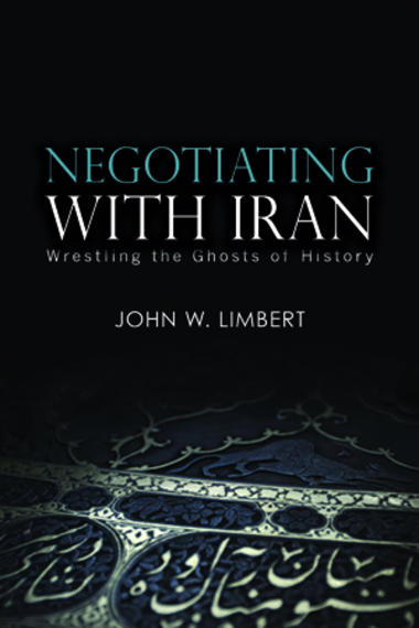 Negotiating with Iran book cover