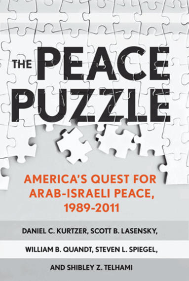 book cover Peace Puzzle