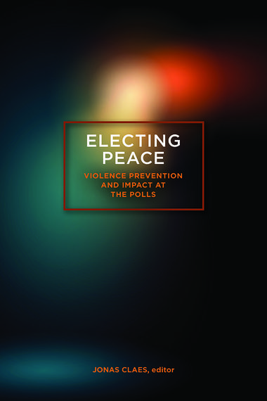 Electing Peace Book cover
