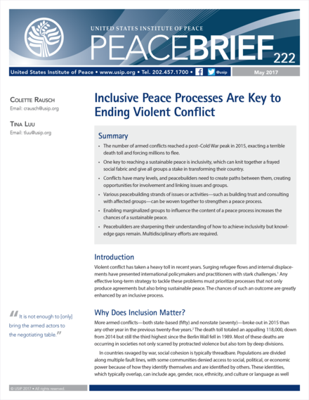 gst 222 peace and conflict resolution pdf