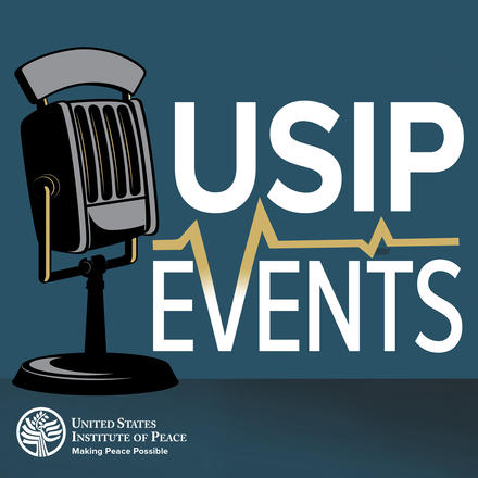 USIP Events podcast logo
