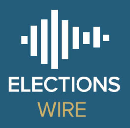 elections wire newsletter logo