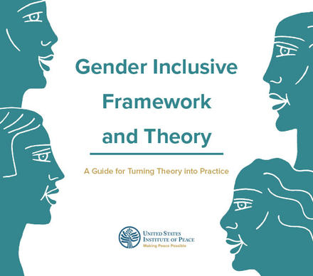Gender Inclusive Framework and Theory guide cover