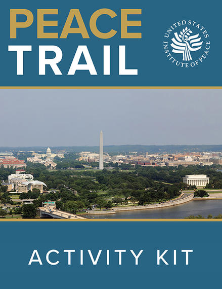 Peace Trail Activity Kit cover