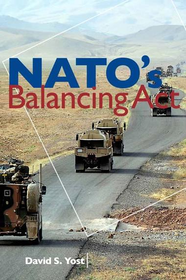 Nato Balancing Act book cover