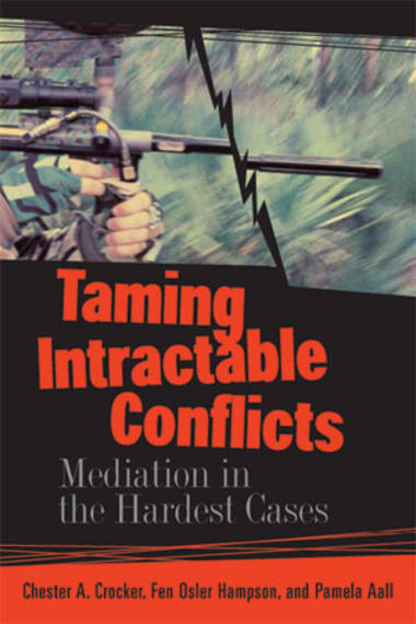 Taming Intractable Conflicts book cover