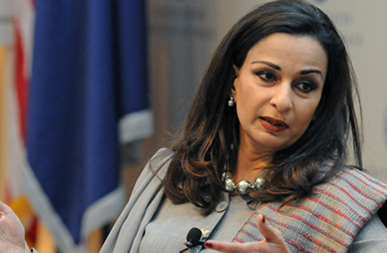Amb. Sherry Rehman: The U.S. and Pakistan – Time for a Reset