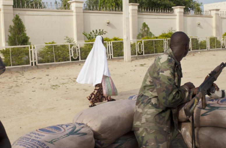 Nigeria Attacks Flare, Highlighting Fragility Before Elections