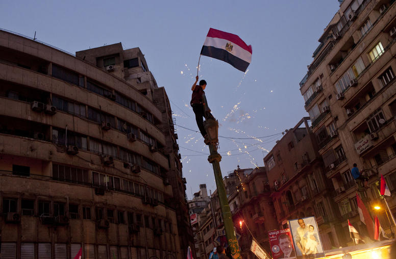 Egypt, Elections and the Fate of the Transition