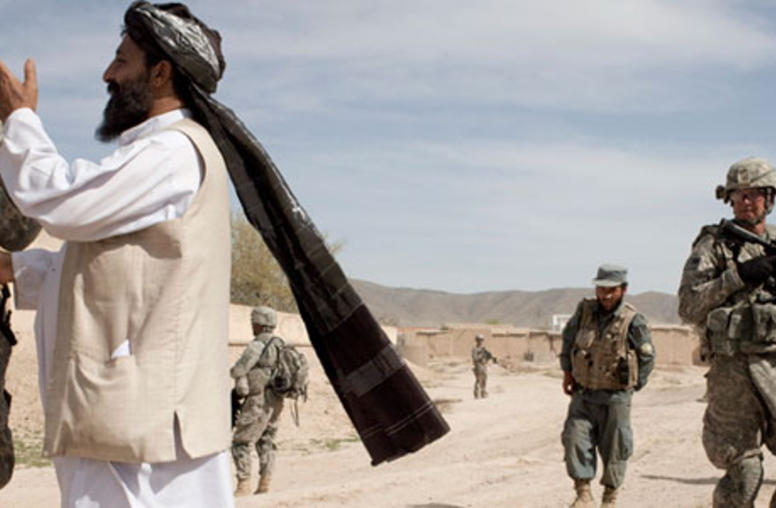 USIP's Omar Samad on Taliban Cancelling Talks, Karzai's Request on Troops