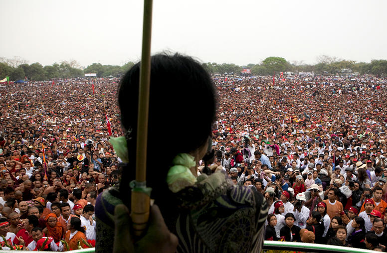Continuing Burma's Transition to Democracy