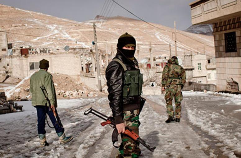 Spotlight on Syria's Security Sector