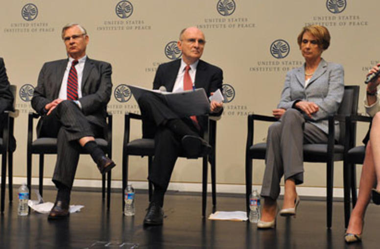 USIP Examines Security Sector Transformation in North Africa, Middle East