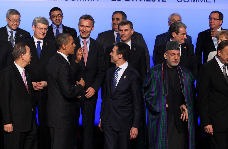 """""""Two Critical Years Ahead"""" in Afghanistan"""