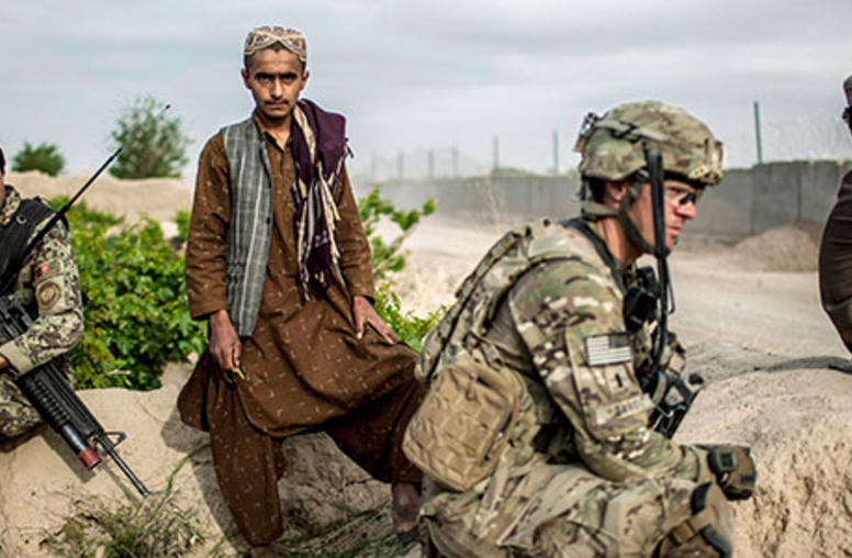 "NATO, Afghanistan Move to Stop ""Insider"" Attacks"