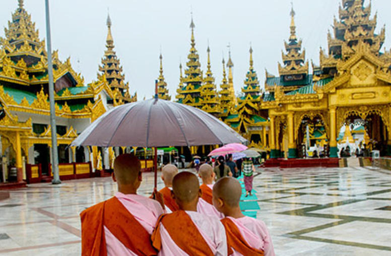 Mixed Blessings: the Power of Religious Protest in Burma