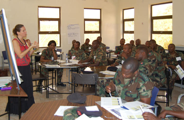 USIP's Growing Training of African Peacekeepers Set to Continue