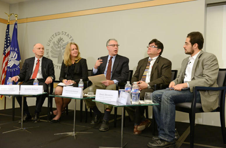 USIP Specialists Call Security Sector Reform in North Africa Difficult but Essential