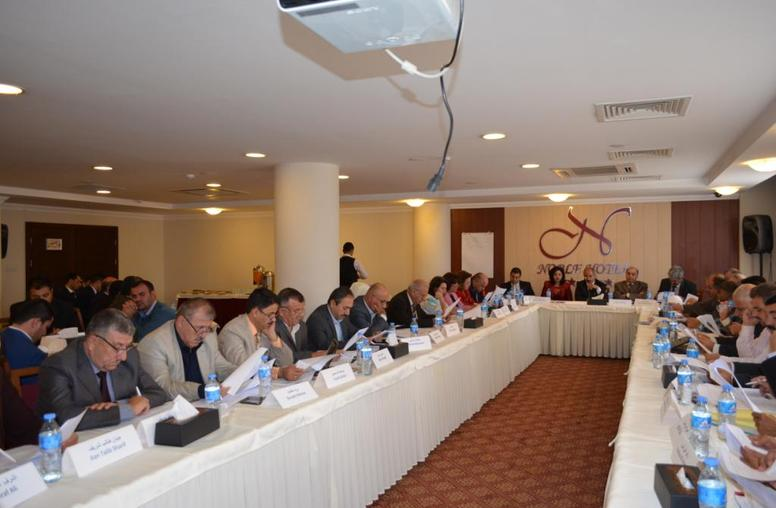 Vulnerable Iraqi Minorities Making Gains with USIP Help