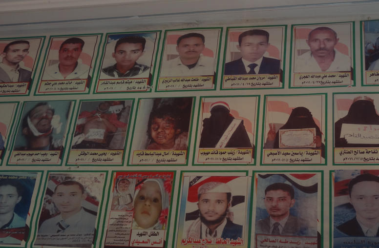 Yemen and Transitional Justice