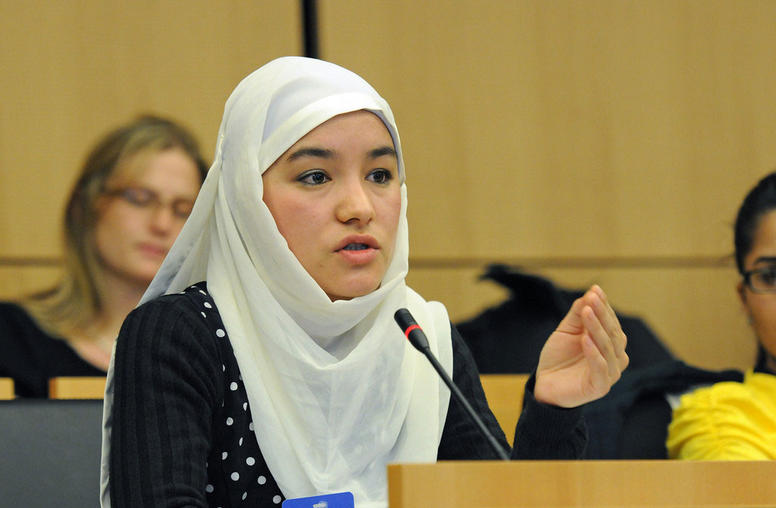 Afghan Students, Voices Pitched, Relay Lessons of Education, Unemployment, Governance