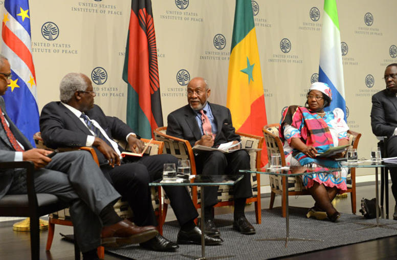 African Leaders Outline Roots of Stability, Economic Growth