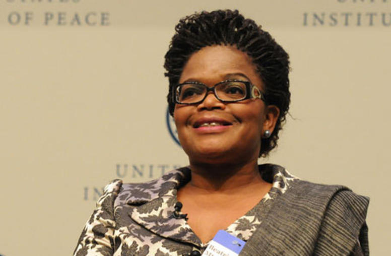 At USIP, Zimbabwe's Beatrice Mtetwa Describes Repression, Legal Challenges