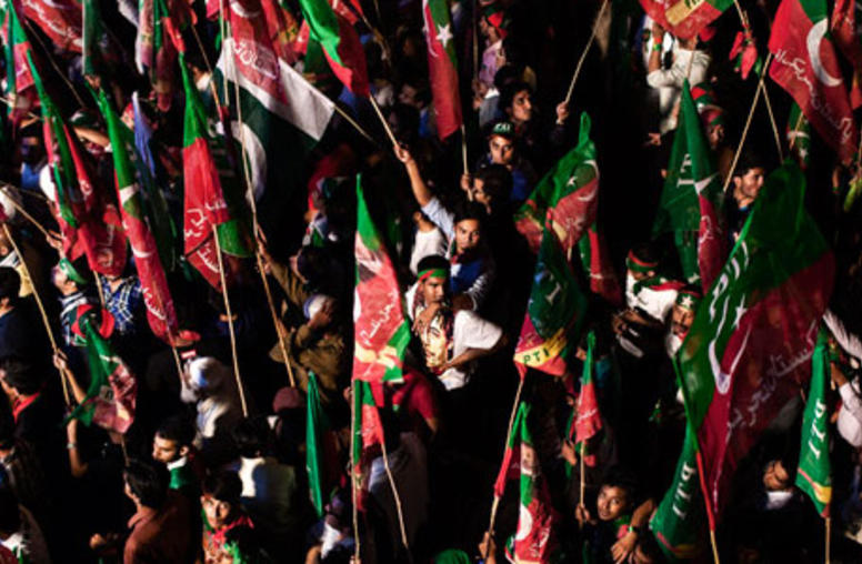 What do Pakistan's Vigorous Campaigns and Electoral Violence Mean for Unity Afterwards?