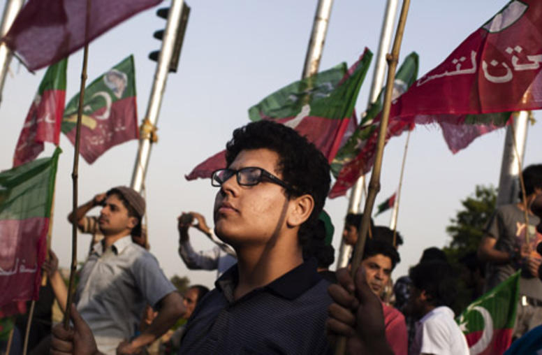 Adding to the Election Fervor in Pakistan, PakVotes Wields Facebook, Web and Twitter