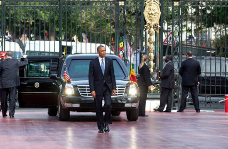 Obama's Africa Trip Seizes on Progress to Trumpet Economic Potential