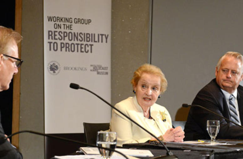 USIP, Partners Release Report on Realizing 'Responsibility to Protect'