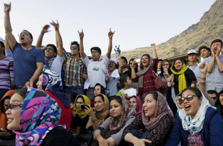 Afghanistan's Next Generation Mobilizes