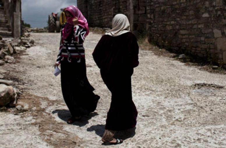 Women in the Syrian Crisis