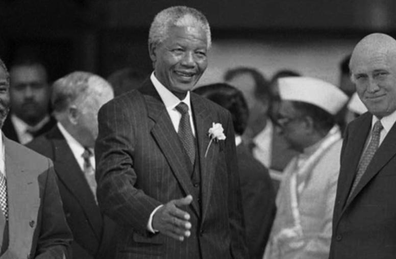 Mandela's Legacy: Timing, Spoilers, and Responsibility for Peace