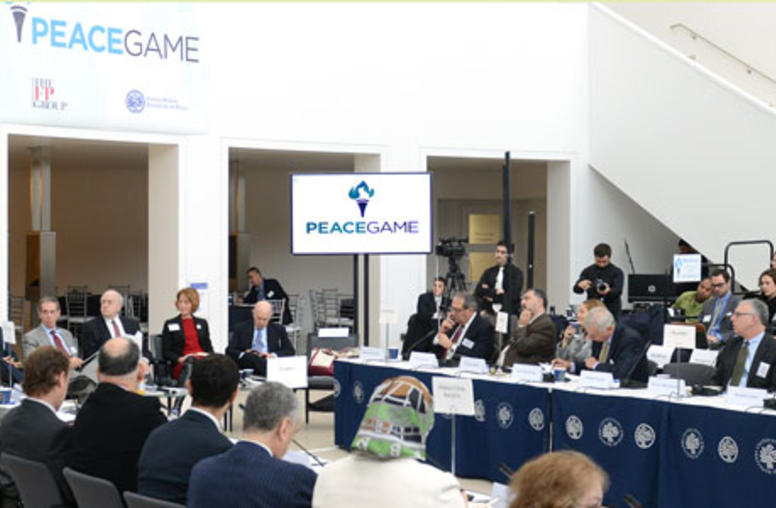 USIP, FP Group Launch Inaugural PeaceGame with Syria Focus
